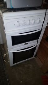 Gas cooker house clearance item. Working order.. buyer to collect Elgin.