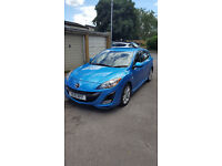 Mazda 3 sport 2.2 diesel 12months MOT,FULL OPTION,EXCELLENT CONDITION,MAZDA HISTORY.