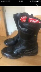 Ladies RST motorcycle boots size 7