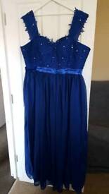 Brand new bridesmaid dress / prom dress size 16