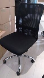 4 OFFICE CHAIRS FOR SALE - £40 EACH
