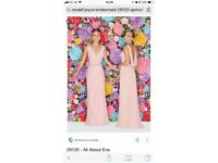 3 Ronald Joyce bridesmaids dresses brand new never worn