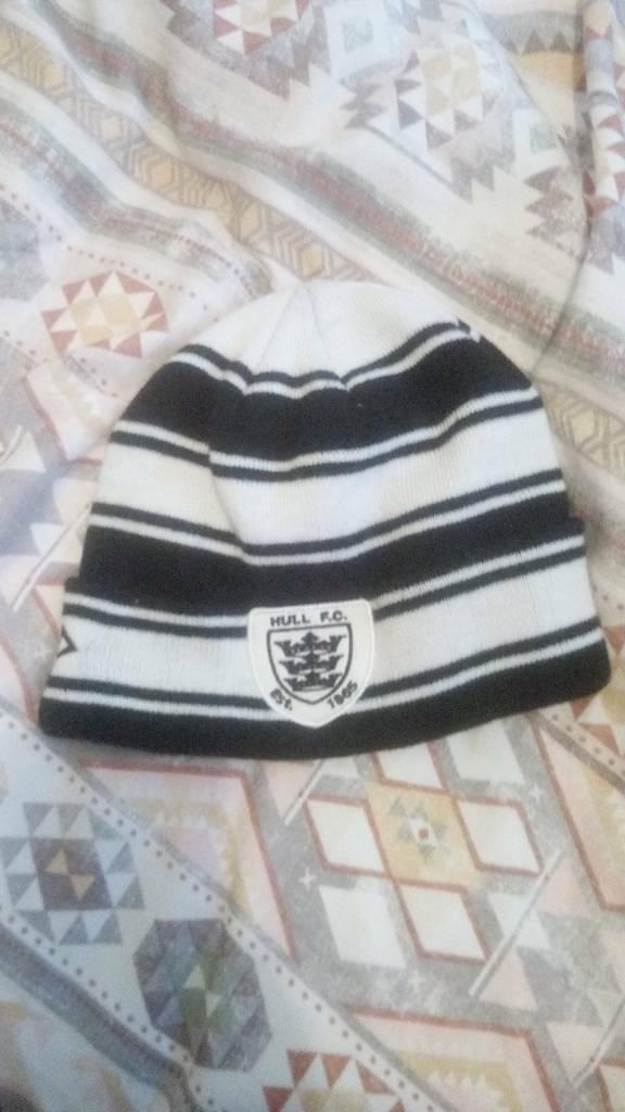 015d3c575b6683 Mens hull fc beenie hat | in Hull, East Yorkshire | Gumtree