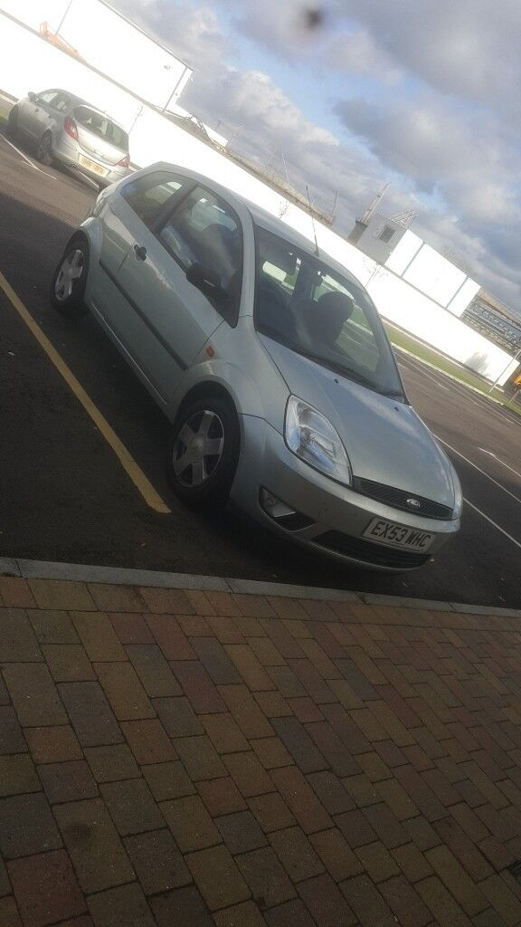 Ford fiesta 1.4, 85k miles, £700ono