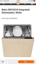 Beko dishwasher *brand new* sealed packaging