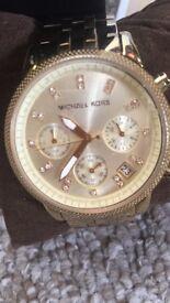 Ladies Michael kors watch