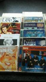 Cd's 20 different oldies £10-00 ono