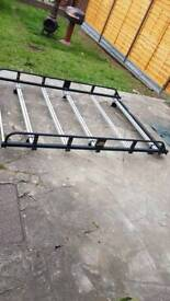 Roof rack on van for sale