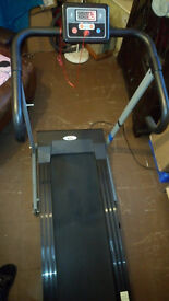 HOMCOM B1-0095 ELECTRIC TREADMILL