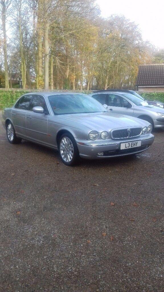 Jaguar xj6 2003 sat nav SWAP