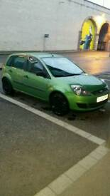 Ford fiesta 1.4 tdci swap bigger car