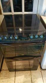 """Free delivery""BELLING Ceramic Top Double Oven"" SUPERCLEAN CONDITION 124.99Offers Invited"