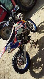 Ktm sx 250 2011 Enduro spec