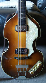 Hofner 500/1 violin bass 1964 original