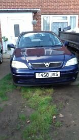 Vauxhall astra mk4 1.4