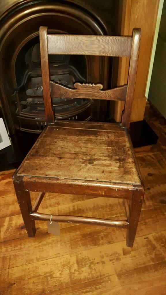 Pre 1950's chair
