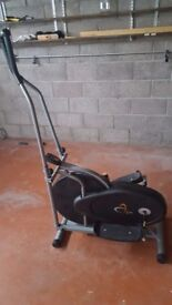 Crosstrainer. Hardly used. Originally £130