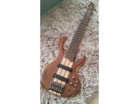 Ibanez BTB 6 string bass