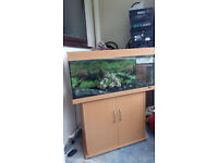 JUWEL FISH TANK AND STAND FOR SALE,, FULL SET UP