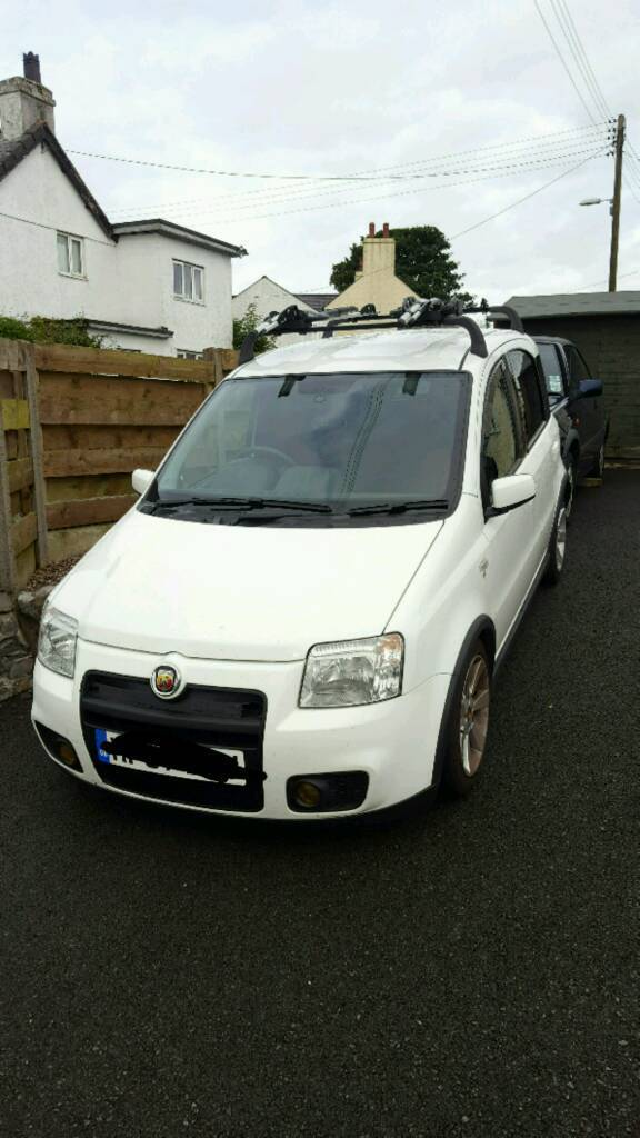 fiat panda 100hp in llanfairpwllgwyngyll isle of anglesey gumtree. Black Bedroom Furniture Sets. Home Design Ideas