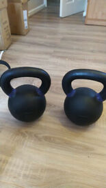 BLK BOX 20kg Cast Iron Kettlebells (£110 for both, £60 Individual)