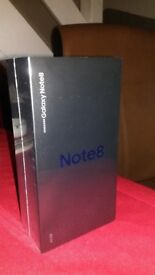 I sell SAMSUNG GALAXY NOTE 8