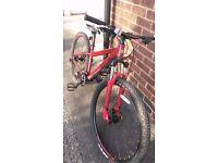 Carrera Sulcata Mens Mountain bike