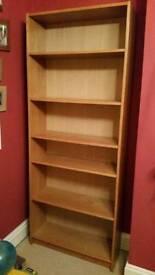 Large bookshelf - ikea billy