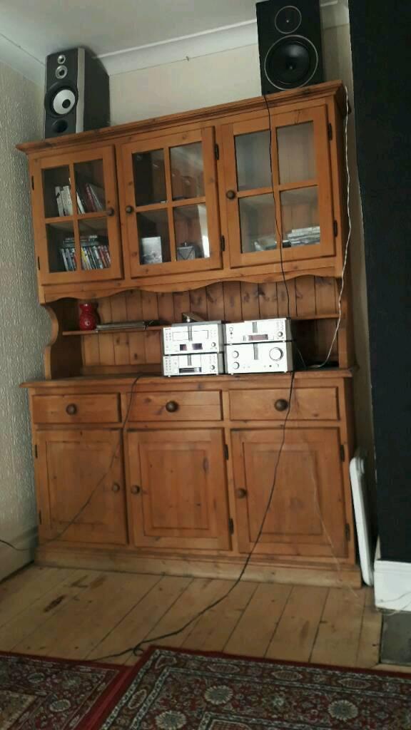 Antique kitchen dresser