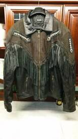 MDK motorcycle leather jacket