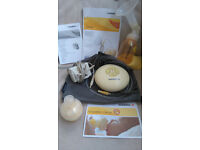 Medela Swing breast pump and Calma