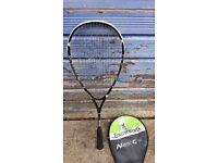 Nanotec CTI 140 Squash Raquet
