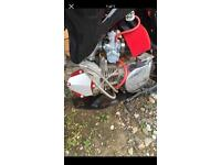 Z155 engine pit bike bargain must be sold