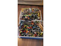 Lego Star Wars and Power Miners