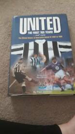 Newcastle United book