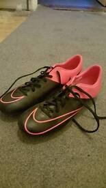Nike football boots size 9.5 great condition