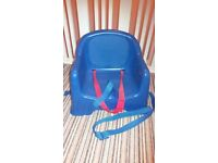 Child booster seat for dining - from S11 Ecclesall