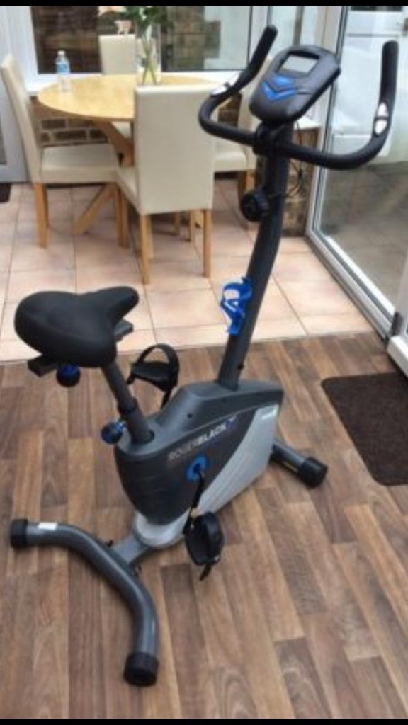 Roger black plus magnetic exercise bike