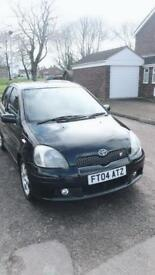 Yaris t sport rare 5dr low mileage cheapest 5dr bargain