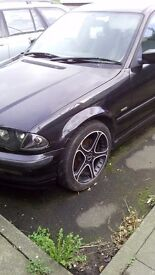 BMW 318iSE 'SPARE'S or REPAIR'S only