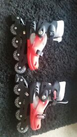 Roller Blades hardly used