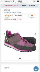 Scarpa Crux Women's Outdoor Approach Shoe