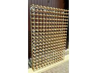 WINE RACKS - HUGH QUALITY - 2 AVAILABLE