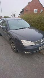 Ford Mondeo. Spare or repair.