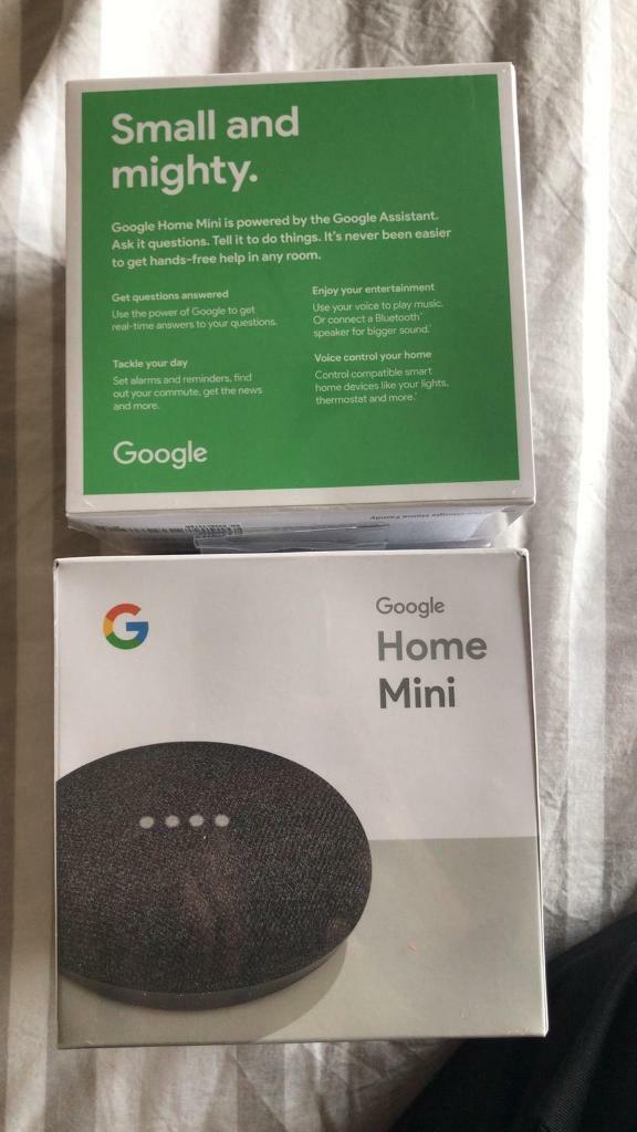 Google Home Mini | in Ilford, London | Gumtree