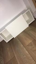 Ikea wall mount shelves