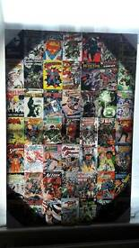DC Comics Canvas for sale, BRAND NEW