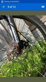 Mountain bike alloy