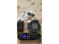 Roku 2 (Stream Tv Boxs ) Brand New Complete Unboxed