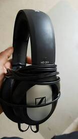 hd 201 headphones